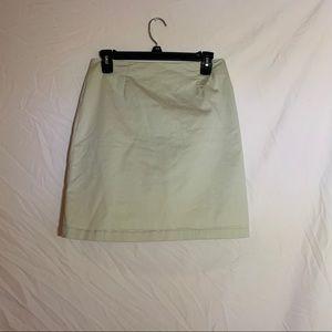 Khaki Old Navy Skirt!